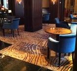 Hotel The Westbury, London / #ferreriradesa #hotelthewestbury #london #rugs