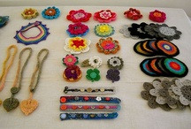I Love crocheted  jewelry / by Julie Bantin