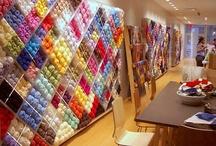 Yarn Yarn Yarn / by Mountain Made Crochet