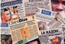 Prensa diaria de la BUMA / Toda la Prensa DIARIA que podemos consultar, tanto en papel como a través de recursos electrónicos.