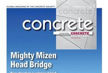Concrete Magazine July/August 2013 / Features in July/August 2013 edition included: research and development, batching plant/concrete equipment, stadiums and arenas, floors and screeds, external paving/hardstandings.