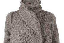 Tricot  / Knitting  / Meus tricôs preferidos
