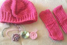 Toucas / Hats / Gloves / Toucas, chapéus