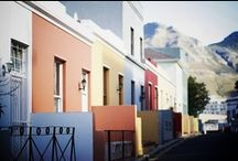 Love Cape Town / The Mother City is our home...it is where Africa meets the World.