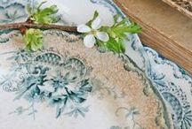 porselen/china pattern