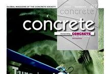 Concrete Magazine September 2013 / Features in September 2013 edition included: Fibres, Floors and Screeds, Roads and Railways, Tunnels and Tunnelling and Formwork and Falsework.