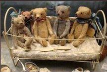 teddy bears/bamser