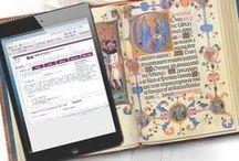 40 años de la Biblioteca / Exposición celebrada del 26 de abril al 28 de junio de 2013 en la Biblioteca General de la Universidad de Málaga. Colección de materiales generados por la Biblioteca Universitaria de Málaga a lo largo de sus 40 años de existencia, seleccionados en base a criterios de importancia, curiosidad o interés.