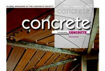 Concrete October 2013 / Features in October 2013 included Schools, Hospitals and Public Buildings, Sprayed/Foamed Concrete, Glass-fibre-reinforced Concrete, Concrete in the Ground, Repair and Strengthening, Rost-tensioning/Prestressing