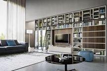 >> TV Wohnwände << / Modern Minimal TV / Hifi / Book Interior Walls  Wunderschöne Wohnwände in verschiedenen Farben und Größen. Alles individuell zusammenstellbar.