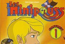 Cover Dvd - Les Minipouss