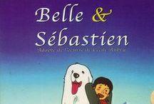 Cover Dvd - Belle & Sebastien
