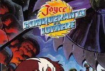 Cover Dvd - Jayce Et Les Comquérants De La Lumiere