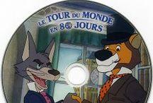 Cover Dvd - Le Tours Du Monde En 80 Jours