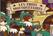 Cover Dvd - Les Trois Musquetaires
