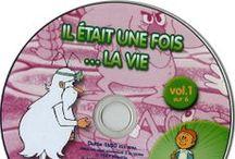 Cover Dvd - Il etait une fois... la vie