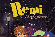 Cover Dvd - Remi Sans Famille