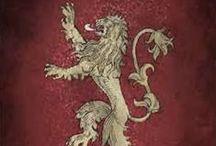 Le Trone De Fer - Westeros_ Les Sept Couronnes _ La Maison Lannister !