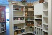 Organization & Storage Solutions / Once you have your More Space Place home office, garage system and pantry installed, it's now time to organize!