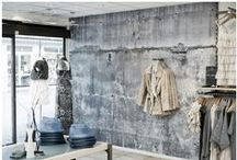 wallpaper and wall design / Tolle Tapeten und andere Wandgestaltungen....