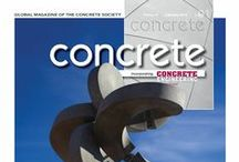 Concrete Magazine February 2014 / Featured in the February issue: Concrete Repair, Formwork and Falsework, Decorative Concrete, Special Concrete, Precest Concrete, Construction Chemicals, Self-compacting Concrete, Sustainable Construction.