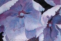 Hydrangeas / The simple beauty of hydrangeas