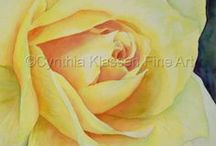 Yellow Roses / All kinds of yellow roses