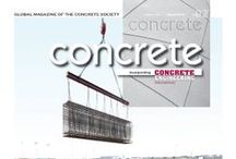 Concrete Magazine March 2014 / Features in March 2014 included Concrete Repair, Formwork and Falsework, Decorative Concrete, Special Concrete, Precast Concrete, Construction Chemicals, Self-compacting Concrete, Sustainable Construction