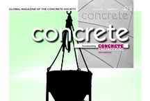 Concrete Magazine April 2014 / Features in April 2014 included Water resistant Concrete, Stadiums and Arenas, Marine Construction, Repair and Strengthening, In-situ Concrete.
