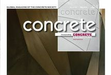 Concrete Magazine May 2014 / Features in April 2014 included Visual/Decorate Concrete, Roads and Railways, High-Rise Construction, Large-Area Pours, Glass-fibre-reinforced Concrete, Formwork and Falsework, Cementitious Materials, Structural Precast