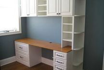 Craft Rooms / Sewing, family room, home office, craft room