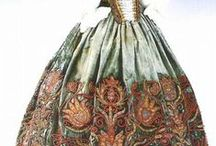 folk costumes / by Bernadette Sneed