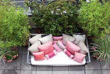 Garden / Gartenträume. Und Ideen für die Terrasse.