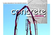 Concrete Magazine July/August 2014 / Concrete July/August features Batching Plant, Pumping and Concrete Equipment, Construction Chemicals, Concrete Architecture and Design, Research and Development, Historic Concrete/Mature Structures.