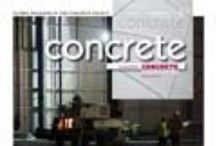 Concrete, September 2014 / Concrete September features Fibres, Floors and Screeds, Stadiums and Arenas, Formwork and Falsework, Roads and Railways, Concrete Testing