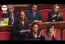 VIDEO Senato M5S / Tutti gli interventi dei portavoce al Senato del Movimento Cinque Stelle