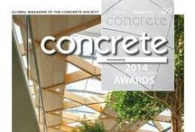 Concrete, November 2014 / The Concrete Society presents its 2014 Excellence in Concrete Awards. This year the nominees were split into the following categories: Building: Mixed Use, Building: Universities and Civil Engineering.
