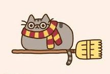 Pusheen the...