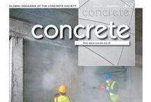 Concrete March 2015 / Concrete March 2015 features: Concrete Frame Construction, Concrete in Civil Engineering Projects, Water-resistant Construction, Concrete Sawing and Drilling. Visit: www.concrete.org.uk for more information about the magazine.