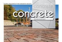 Concrete April 2015 / Concrete April 2015 features: Block Paving and Hardstanding, Stadiums and Arenas, Reinforcement and Accessories, Concrete On-Site. Visit: www.concrete.org.uk for more information about the magazine.