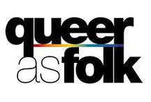 Queer As Folk / My favourite TV show of all time.  / by Stacey Ellis