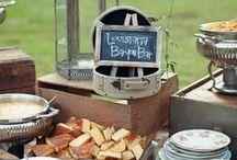 Vintage catering