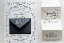 Enveloppes et lettres
