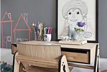 Kids' studies tips / Studies for kids, furniture, libraries for kids, organisation, ideas, inspiration, tips.