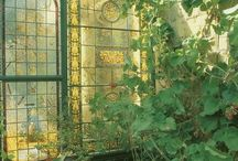 Orangerie / All the beautiful botanical images and colours that inspired my Orangerie collection...