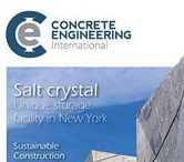 Concrete Engineering International, August 2016 / The August issue includes Visual Concrete, Sustainable Construction, Historic Concrete, Post-tensioning and Prestressing, Formwork and Falsework and Concrete Roads