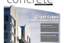 Concrete, November 2016 / Concrete November 2016 includes features on: Concrete Frame Construction, Testing Concrete, Car Parks, Durability/Aggressive Environments and Concrete Equipment. Visit: www.concrete.org.uk for more information about the magazine. Published on 28 October.