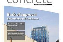 Concrete, April 2017 / Concrete April issue includes Concrete Frame Construction, Aesthetic Precast, Construction Chemicals, Stadiums and Arenas, Concrete Performance, Concrete in the Ground, Concrete in Civil Engineering