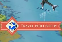 Travel Philosophy / Travel quotes, personal reflections, travel narratives, essays on what travel means to you and other thoughts about life on the road. ✈️ Send me a message to be added!