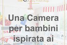 Little Fairy Project Italia | Design delle camere di bambini